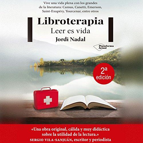 Libroterapia [Spanish Edition] audiobook cover art