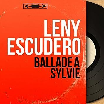 Ballade à Sylvie (feat. Paul Mauriat et son orchestre) [Mono Version]