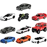 Hot Wheels Factory Fresh 10 Pack Mini Collection, 10 1:64 Scale Themed Vehicles Each Highly Detailed with Stylish Design, Gift for Collectors Kids Ages 3 Years Old & Up [Amazon Exclusive]