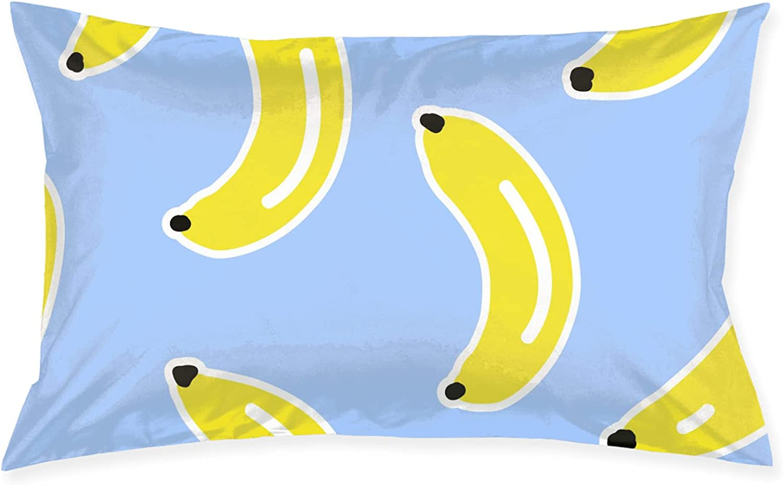 Big cheap Ranking TOP8 Yellow Bananas Pillows Bed Sleeping Pillowcase Pillo
