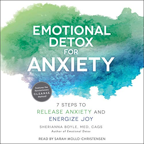Emotional Detox for Anxiety audiobook cover art