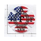 Kaewwan Shop New York - 9-11-01 WTC IAFF 9-11 343 NY Fire Patch v2