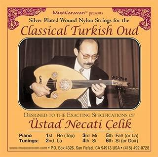 Oud String Set for Classical Turkish Oud by MusiCaravan