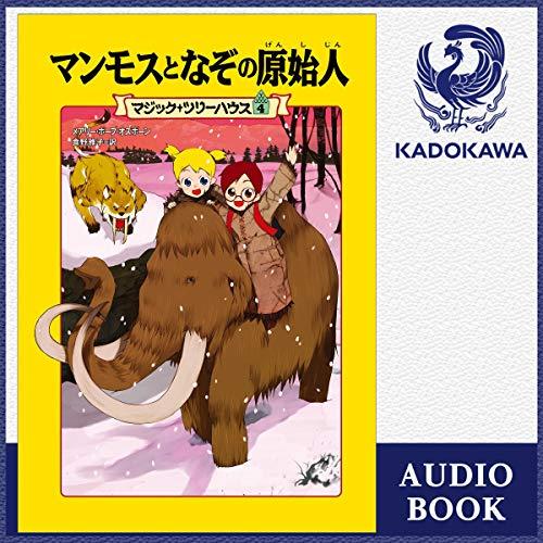 『マジック・ツリーハウス 第4巻』のカバーアート