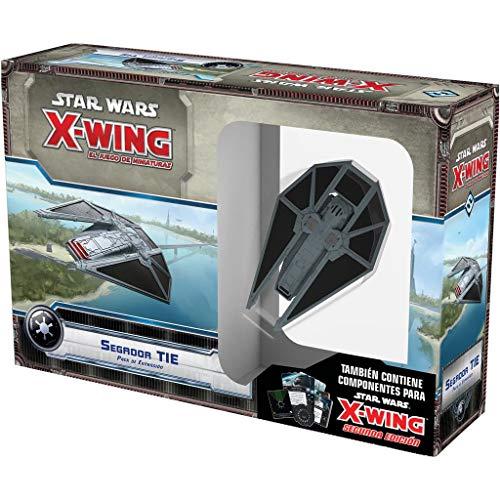 Fantasy Flight Games- Star Wars X-Wing: Segador Tie - Español, Color (FFSWX75)