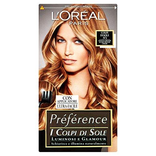 L'Oréal Paris Préférence Colpi di Sole Capelli...
