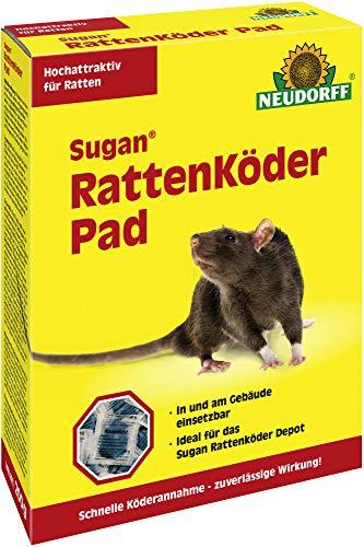 Sugan Rattenköder Pad 200 g