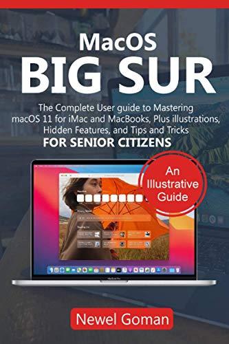 51I8DR4s6EL - Installer macOS 11 Big Sur sur les Mac Non Supportés (gratuit)