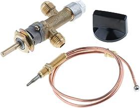 B Blesiya gaskachel propaangaskachel regelventiel met thermoelement en knop