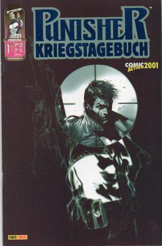 Punisher: Kriegstagebuch #1 Variantcover- Edition zur Messe