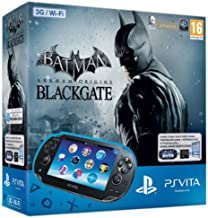 PlayStation Vita (PS Vita) - Console 3G con Memory Card 4 GB e Batman Arkham Origins [Bundle]