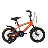 FIREFOX Skurrerz 14T Kids Cycle I 9' Frame I Free Training Wheel I deal For : 3-5 Years I Light...