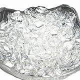 【hinryo】 200g 天然 AAAAA 浄化 さざれ 鑑別済・本物保証 天然石 パワーストーン (水晶A200g) (水晶A200g)