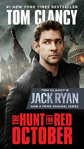 The Hunt for Red October (A Jack Ryan Novel Book 1) (English...