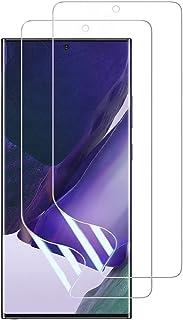 【2枚セット】Galaxy Note 20 Ultra フィルム [ZXZone] Galaxy Note 20 Ultra 保護フィルム 指紋認証が可能 TPU素材 3D設計 浮き防止 気泡レス 滑り心地 キズ修復 Galaxy Note 2...