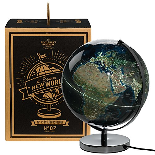 Gentlemen's Hardware City Lights Globe