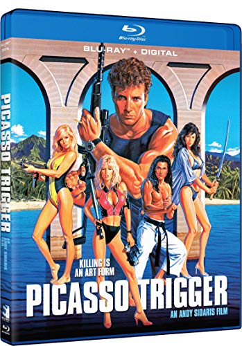 Picasso Trigger [Blu-ray]