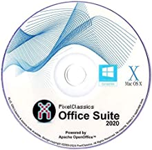 Office Suite 2020 Compatible With Microsoft Office 365 2016 2013 2010 2007 Home Student Professional & Business Software D...
