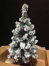 Best 3 flocked christmas tree Reviews
