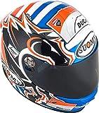 Suomy Casco Sr-Sport Dovizioso GP Réplica Ducati, Grafica, L
