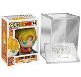 Funko Pop: Animamation: Dragonball Z - Super Saiyan Goku + FUNKO PROTECTIVE CASE