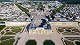 Puzzle 1000 Piezas, Puzzles para Adultos, Puzzles De Madera,Palacio De Versalles Cada Pieza Es Única, La Mejor Decoración para El Hogar De Bricolaje(75X50Cm)