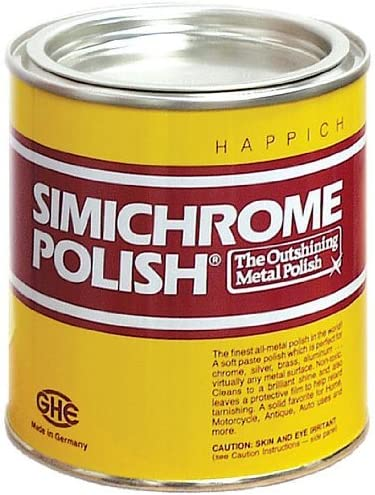 Simichrome Metal Polish 1000gm Can 2 Pack product image