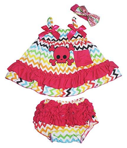 Petitebelle - Ensemble - Robe - Bébé (fille) 0 à 24 mois multicolore Multicoloured taille unique - multicolore - M