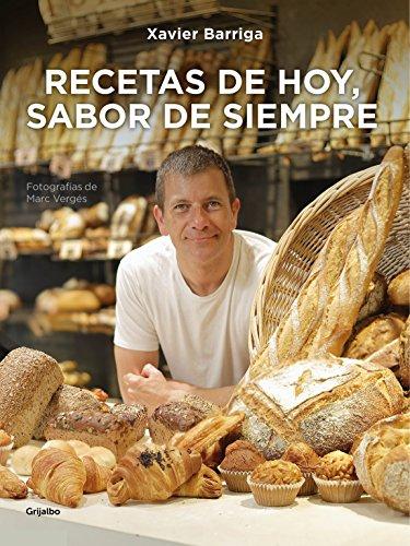 Portada del libro Recetas de hoy, sabor de siempre de Xavier Barriga