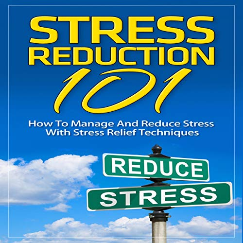 『Stress: Stress Reduction 101』のカバーアート