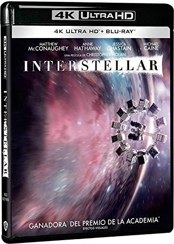 Interstellar (4K Ultra HD)