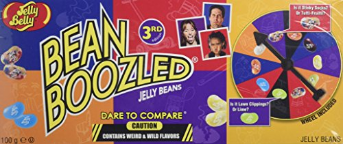 Jelly Belly Bean, juego de spinner boozled, Jelly Belly 100g