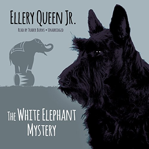 The White Elephant Mystery audiobook cover art