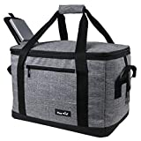 Hap Tim Soft Cooler Bag 40-Can Large Reusable Grocery Bags...