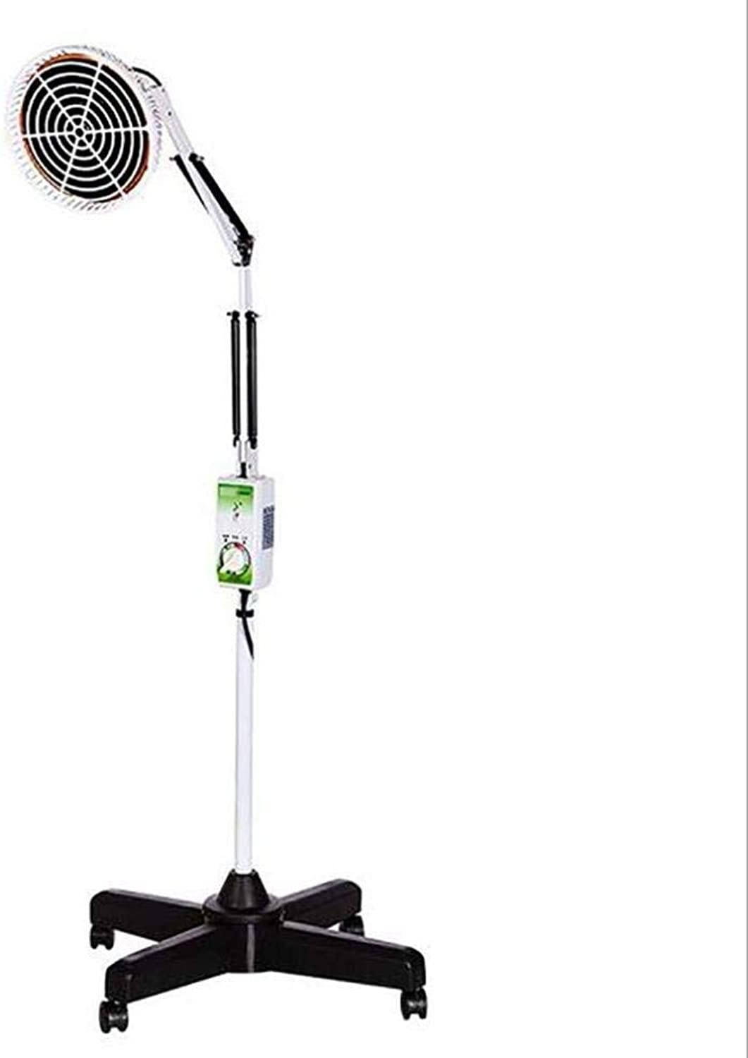 LlTdp Infrared Physiotherapy Instrument Bake Light greenical Treatment Instrument 220V Light,As Show,One Size Massager