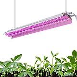 Monios-L LED Grow Light Full Spectrum 30W 2ft T5...