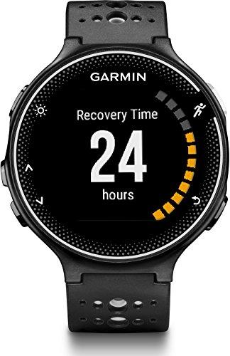 Garmin Forerunner 230 GPS-Laufuhr (| is zu 16 Stunden Akkulaufzeit und Smart Notifications | Schwarz
