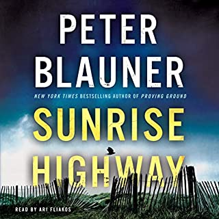 Sunrise Highway audiobook cover art