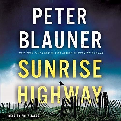 Sunrise Highway audiobook cover art