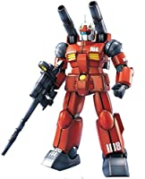 Bandai Hobby MG 1/100 RX-77-2 GUN Cannon 'Gundam' Model Kit [並行輸入品]