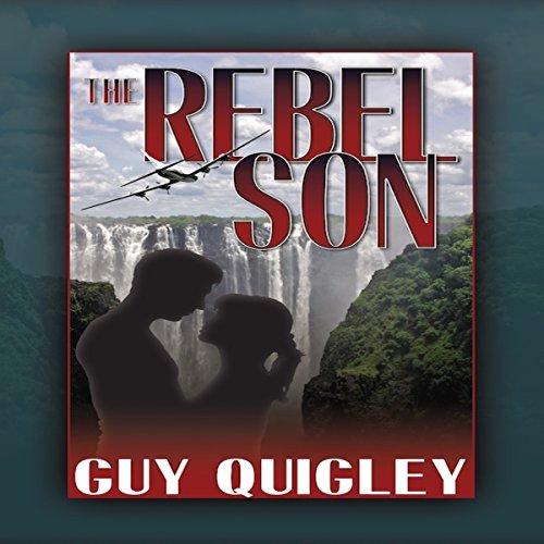 The Rebel Son audiobook cover art