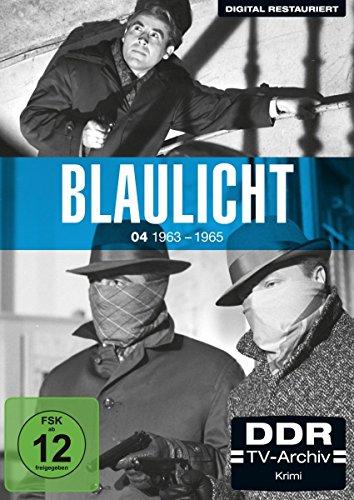 Blaulicht - Box 04: 1963 - 1965 (DDR-TV-Archiv) [2 DVDs]