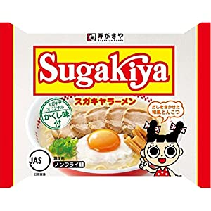 """寿がきや 即席SUGAKIYAラーメン 111g×12個"""""""