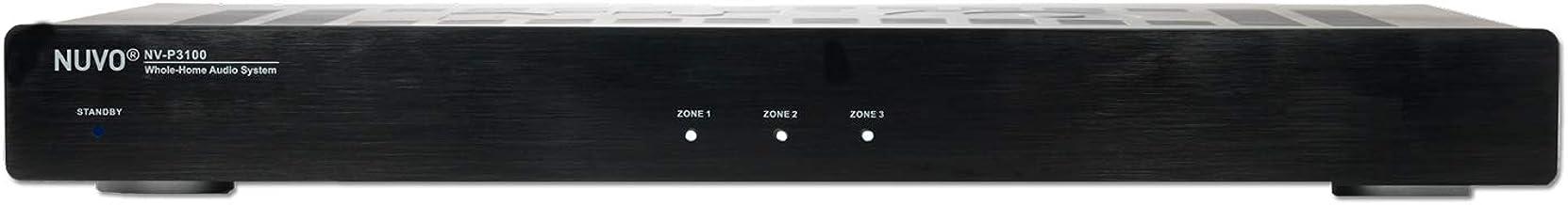 Nuvo 40W Wireless 3 Zone Player Amp