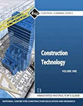 Construction Technology AIG (3rd Edition) (Contren Learning Series)