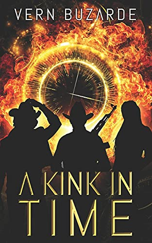 A Kink in Time: A Supernatural Scifi Standalone Short Story (D.U.O., Band 1)