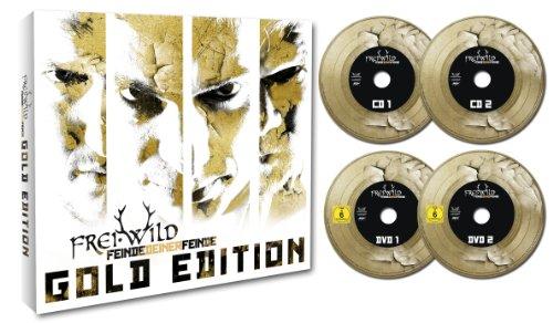 51I8TpzVKJL - Feinde Deiner Feinde/Gold Edition