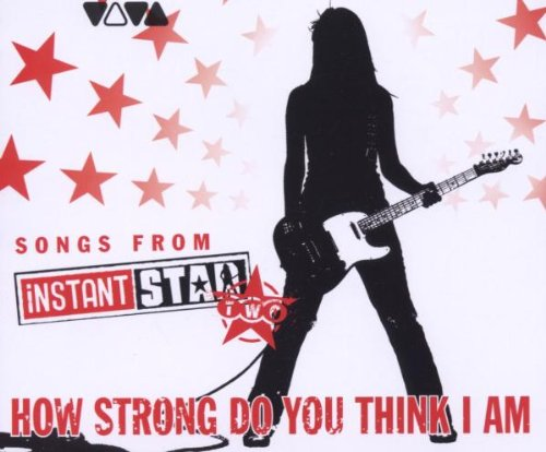 Alexz Johnson: How Strong Do You Think I am