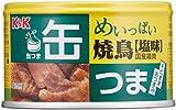 缶つま めいっぱい焼鳥 塩味 缶135g