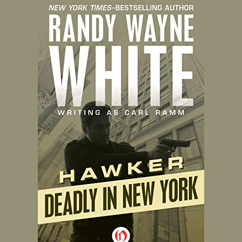 Deadly in New York audiobook cover art